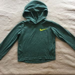 Other - NIKE Dri Fit Boys hooded longsleeve